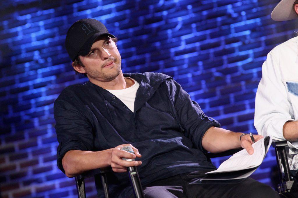 Ashton Kutscher: Vegane Ernährung brachte ihn ins Krankenhaus