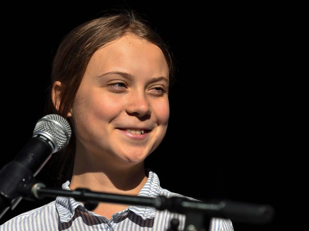Greta Thunberg: Russischer Präsident Putin glaubt, sie wird ausgenutzt