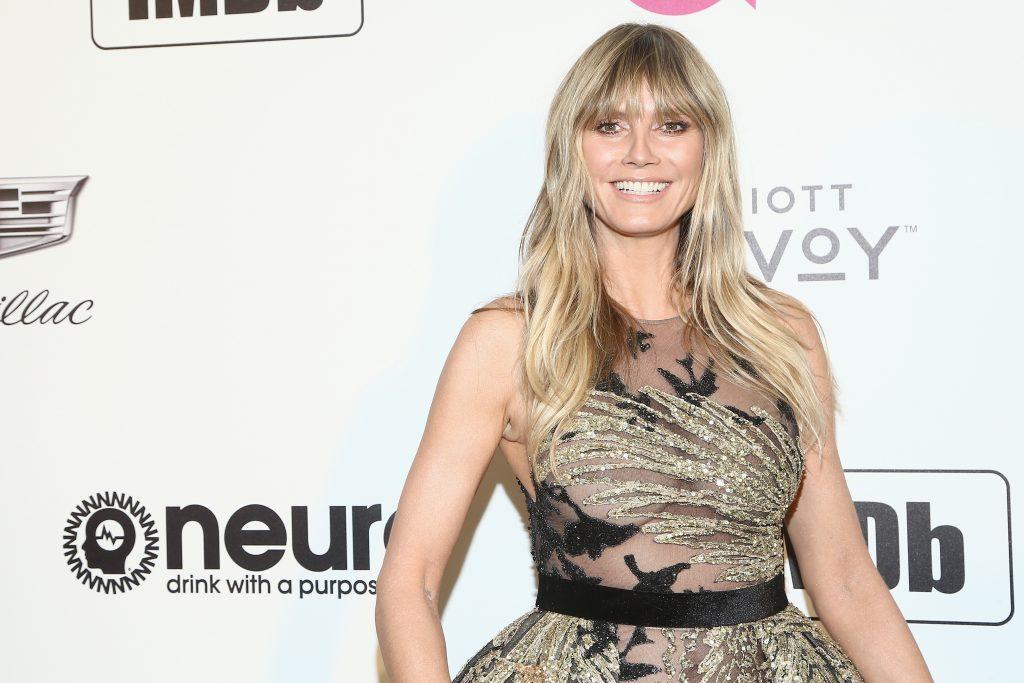Heidi Klum: Neuer Look sorgt für Aufsehen