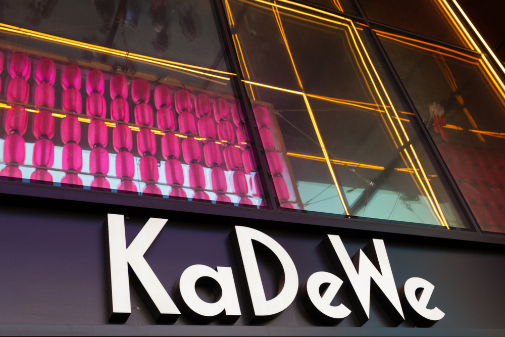 Neues Kaufhaus auf der Hilfer: Erstes KaDeWe in Wien