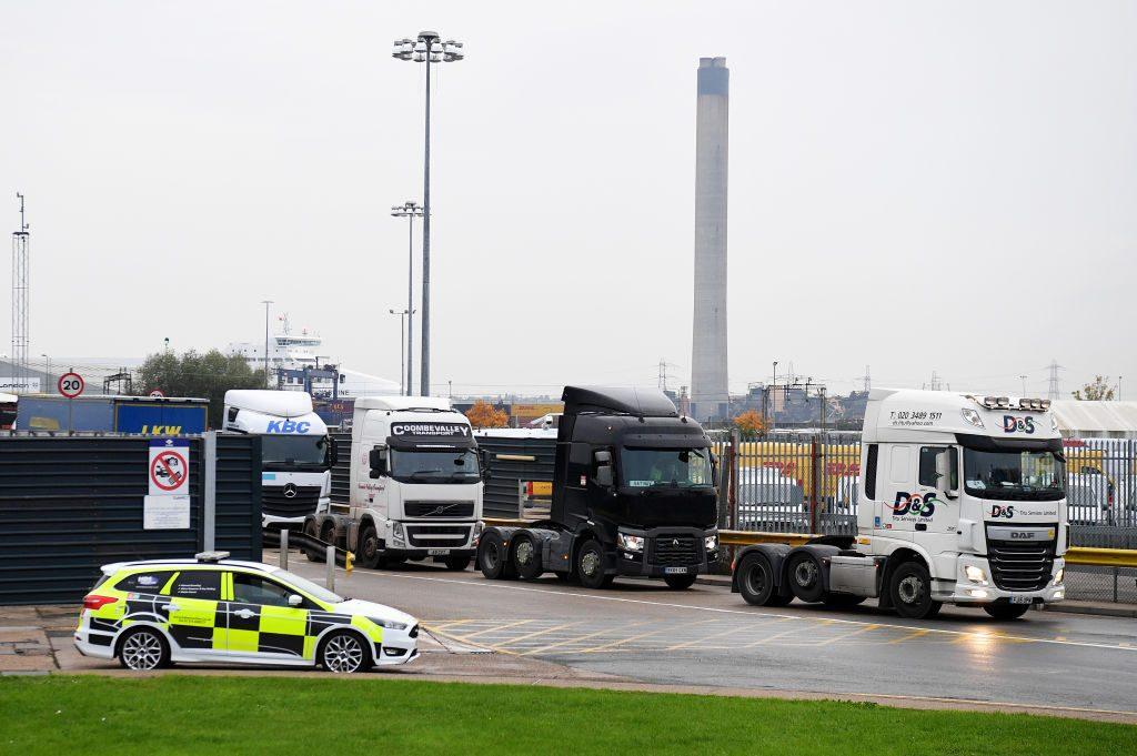 39 Leichen in LKW nahe London entdeckt: Tote sind chinesische Staatsbürger