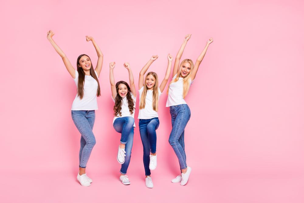Weltmädchentag: 5 Gründe, warum wir es lieben, ein Mädchen zu sein