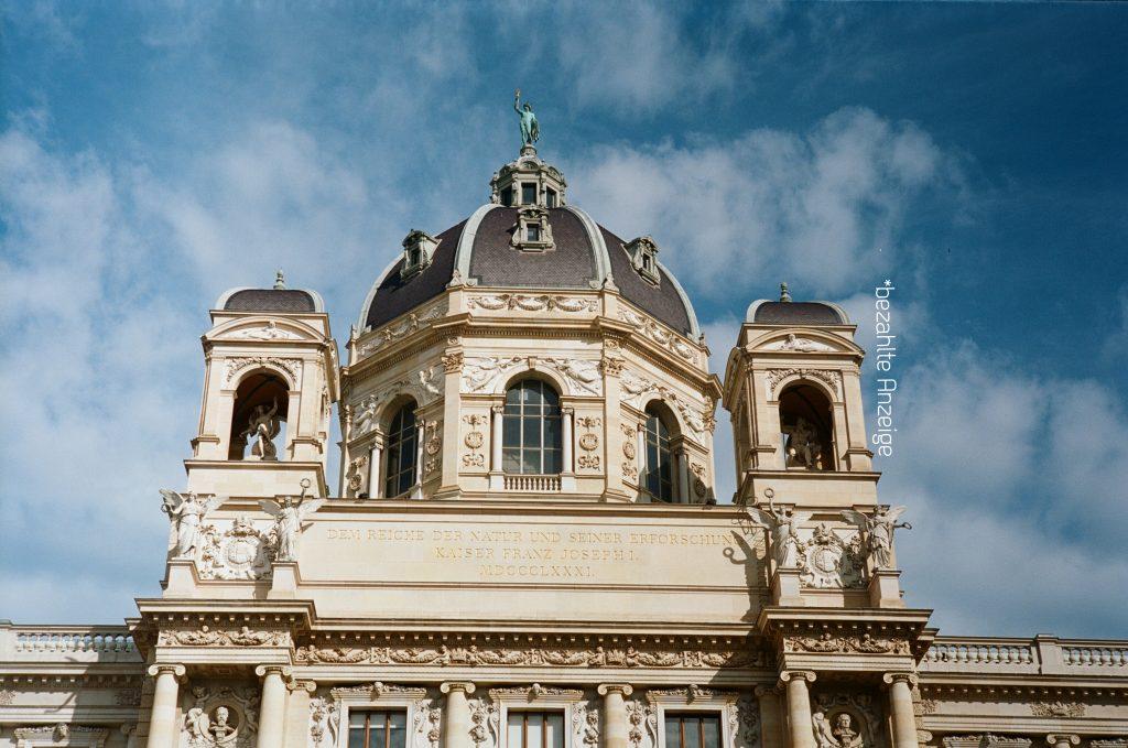 Wienliebe: eine Liebeserklärung an die Stadt