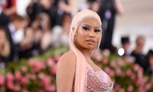 Nicki Minaj hat geheiratet