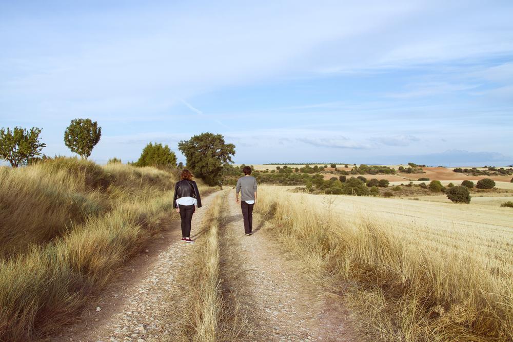 Studie: Paare gehen in der Freizeit gerne getrennte Wege