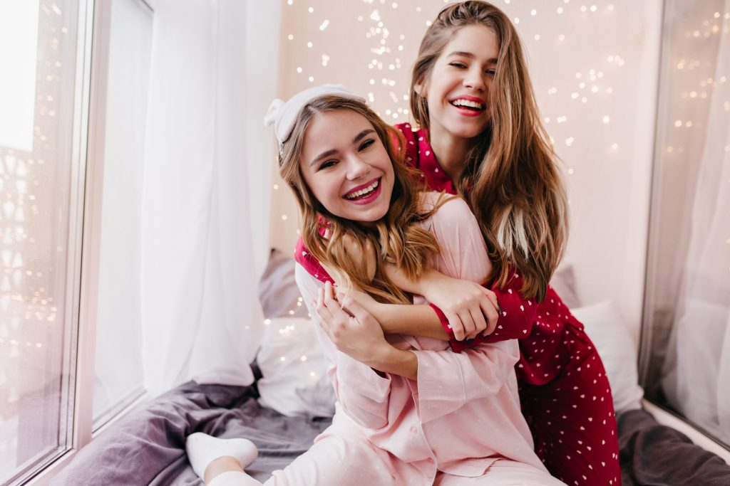 Girls girls girls: 3 easy Rezepte für deinen nächsten Mädelsabend