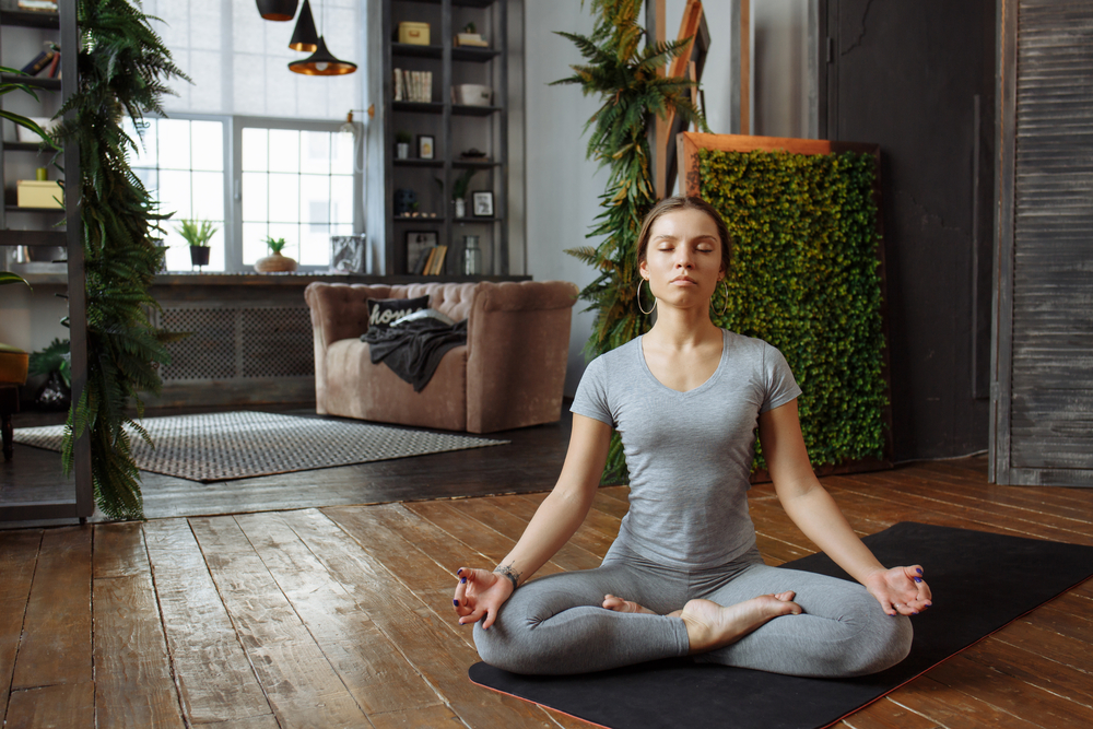 Home Yoga: 5 Steps zum eigenen Yoga-Paradies