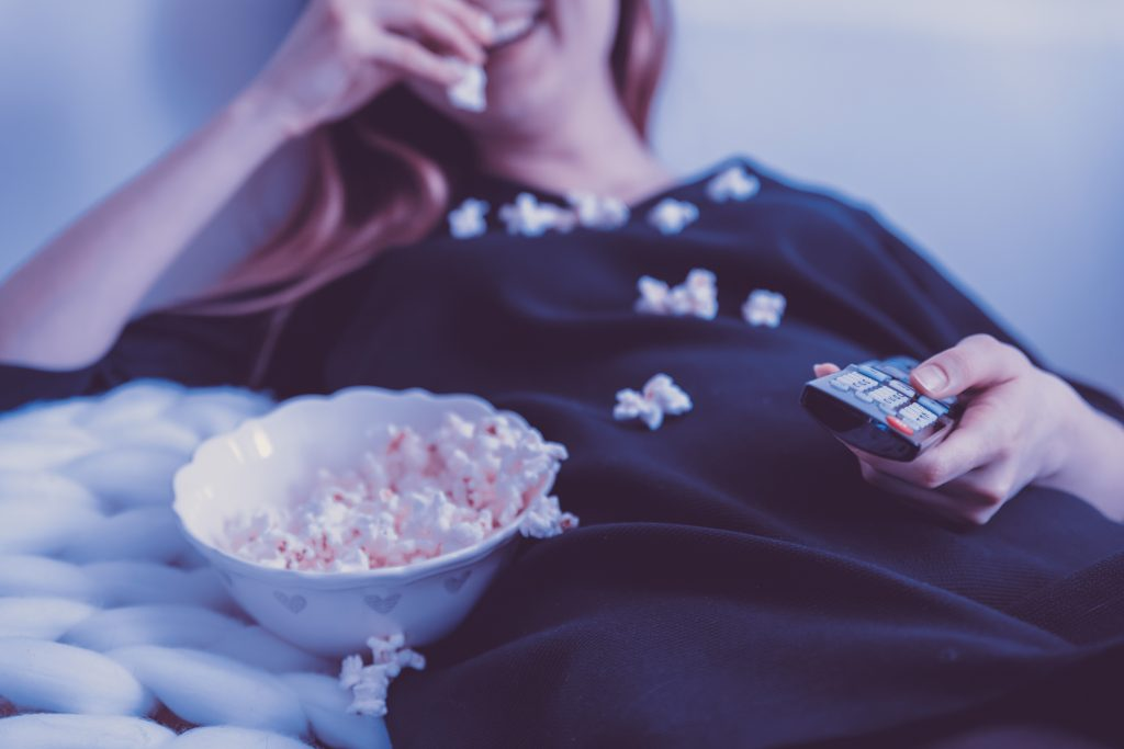 Studie: Horror-Filme machen uns alt