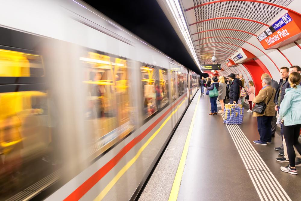Wiener Linien: Security darf Menschen auch festnehmen