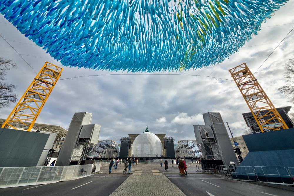 30 Jahre Mauerfall: So wird in Berlin gefeiert