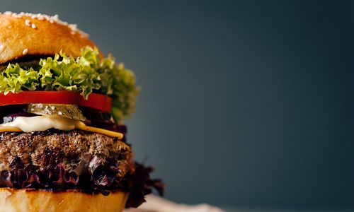 Vegetarierin wurde Metzgerin nachdem sie Burger aß