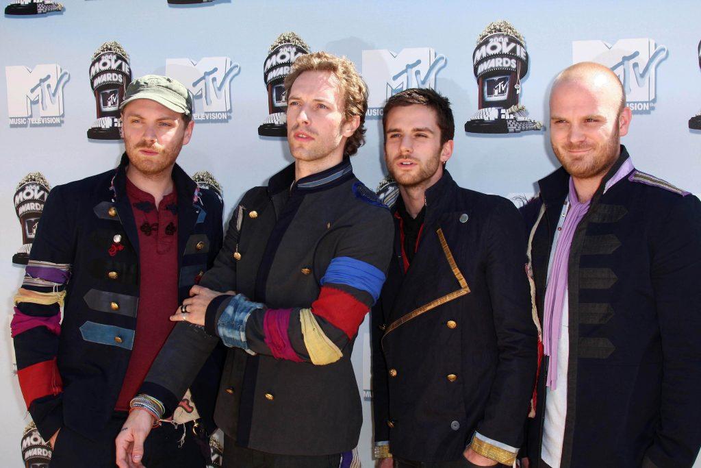Coldplay: Konzertabsage zum Schutz der Umwelt