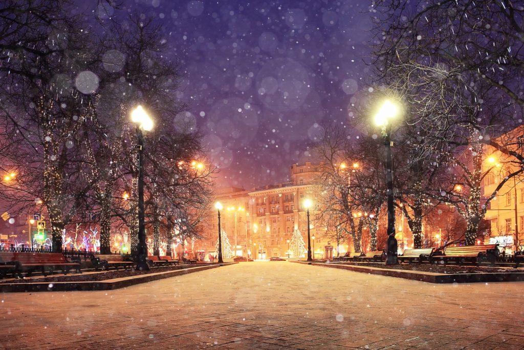 Am Wochenende kommt der erste Schnee