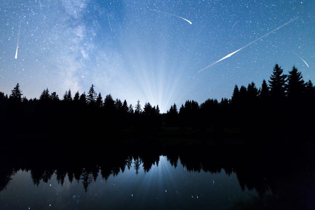 Geminiden 2019: Im Dezember erwartet uns ein Sternschuppen-Spektakel
