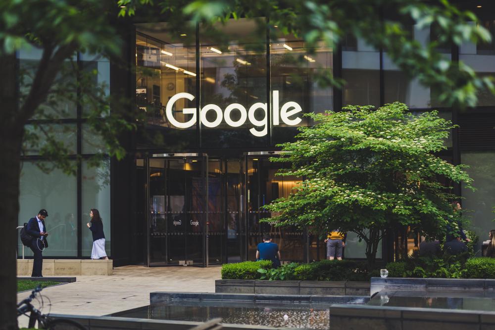 Google: Angestellte fordern Klimaschutzplan