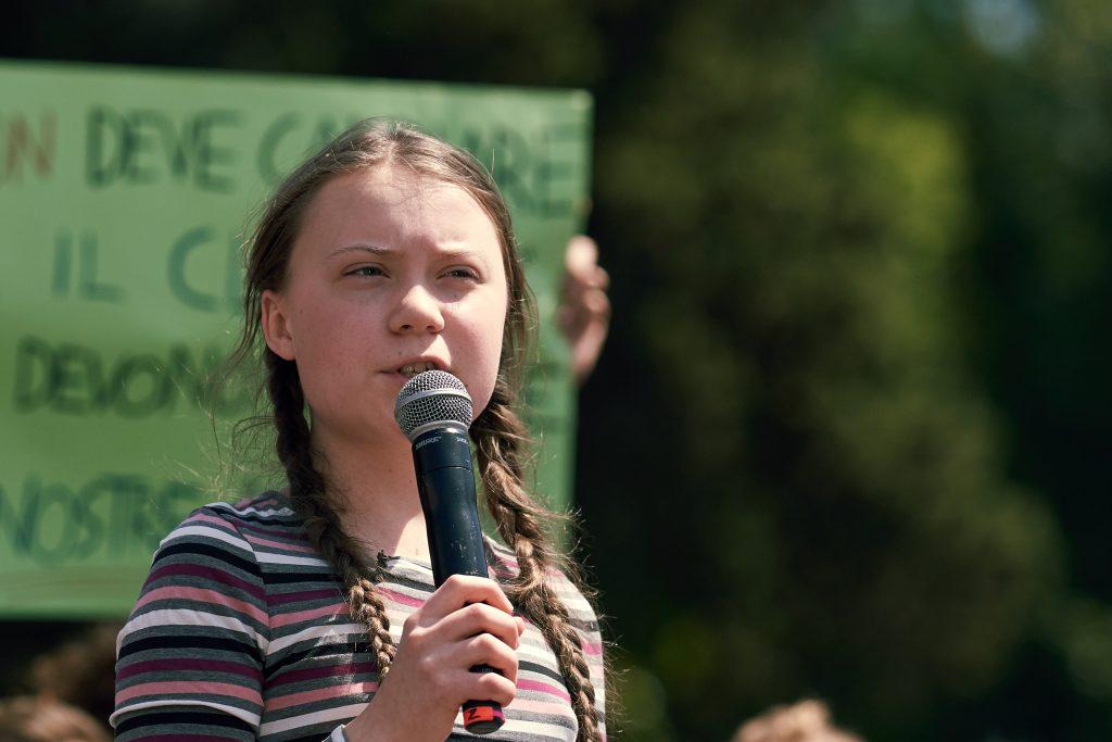 Greta Thunberg übernimmt einen Tag lang BBC-Sender