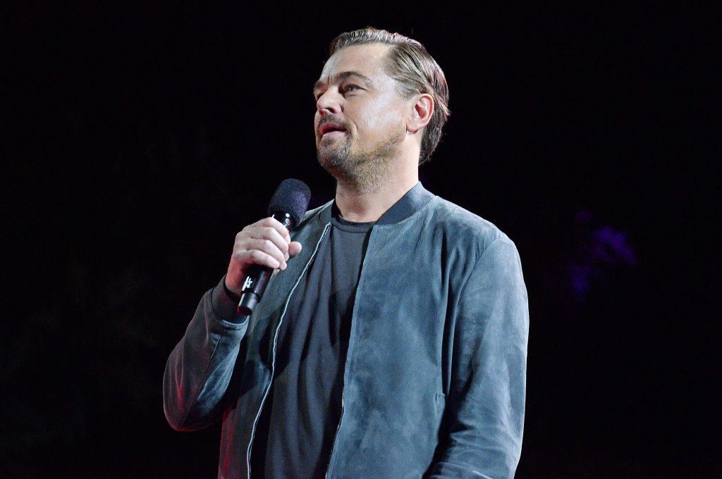 Greta Thunberg: Treffen mit Leonardo DiCaprio