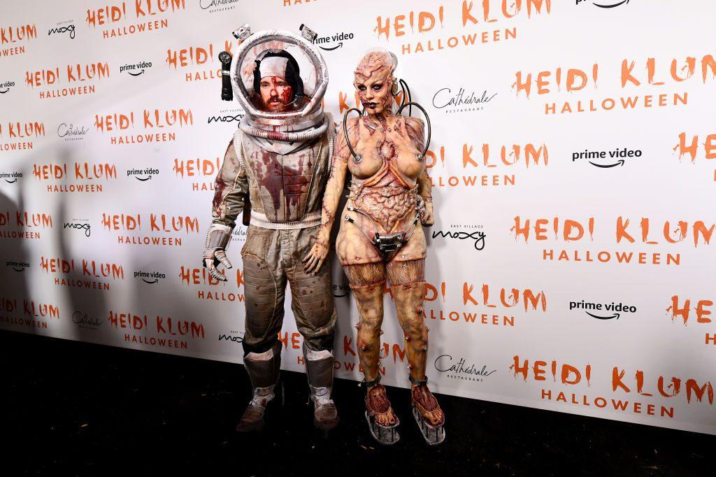 Heidi Klum: Das ist ihr Halloween-Kostüm