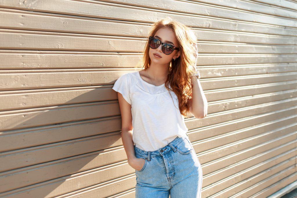 Mid Rise-Jeans: Der Hosen-Trend für den Winter