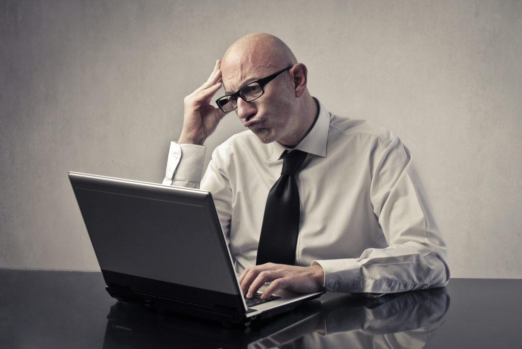 Studie: Wer zu viel arbeitet, bekommt eine Glatze