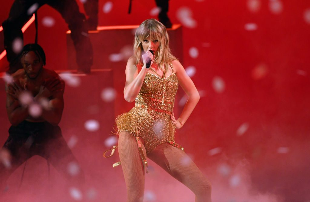 Taylor Swift: Historischer Rekord bei den American Music Awards