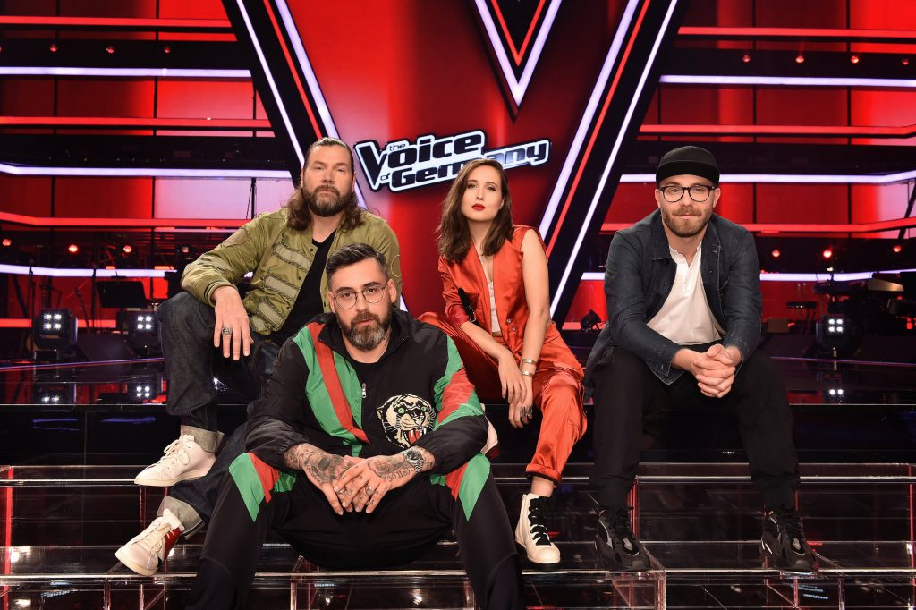 The Voice of Germany: Das sind die Finalisten