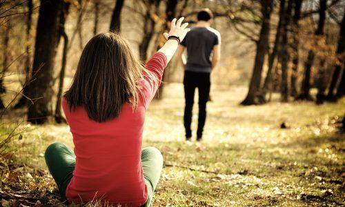 Trennung: Wie man sich danach verhalten sollte