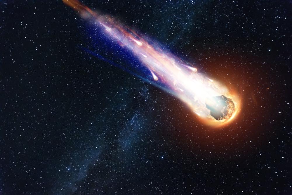 Zucker aus dem All: Forscher entdecken Ribose in Meteorit