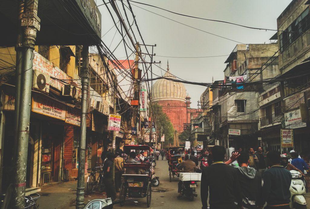 Delhi: Stadt stillgelegt wegen Smog