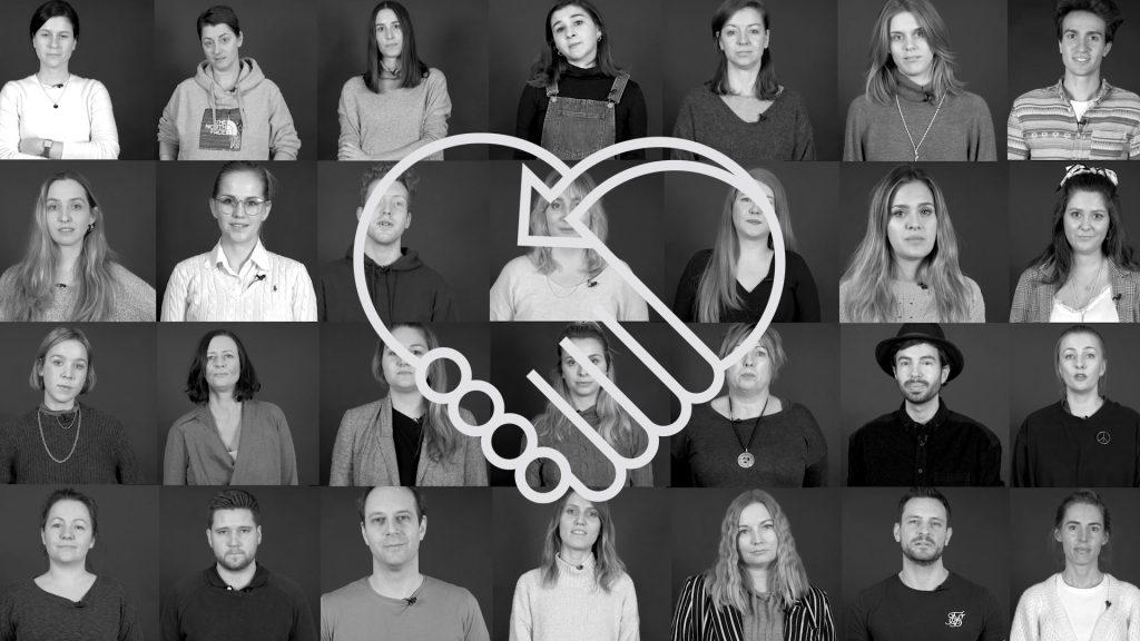 get wasted: Die miss-Spendenaktion für die Eierstockkrebsforschung