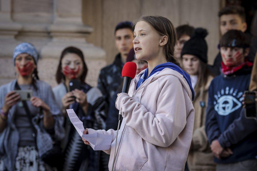 """Greta-Shaming"": Das steckt dahinter"