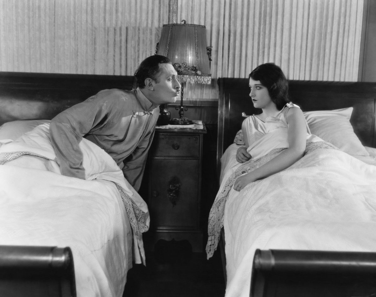 Beziehung: Was bedeutet Schlaf-Scheidung?