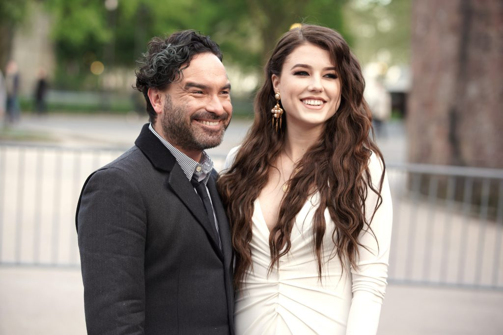 """Big Bang Theory""-Star Johnny Galecki ist Vater geworden"
