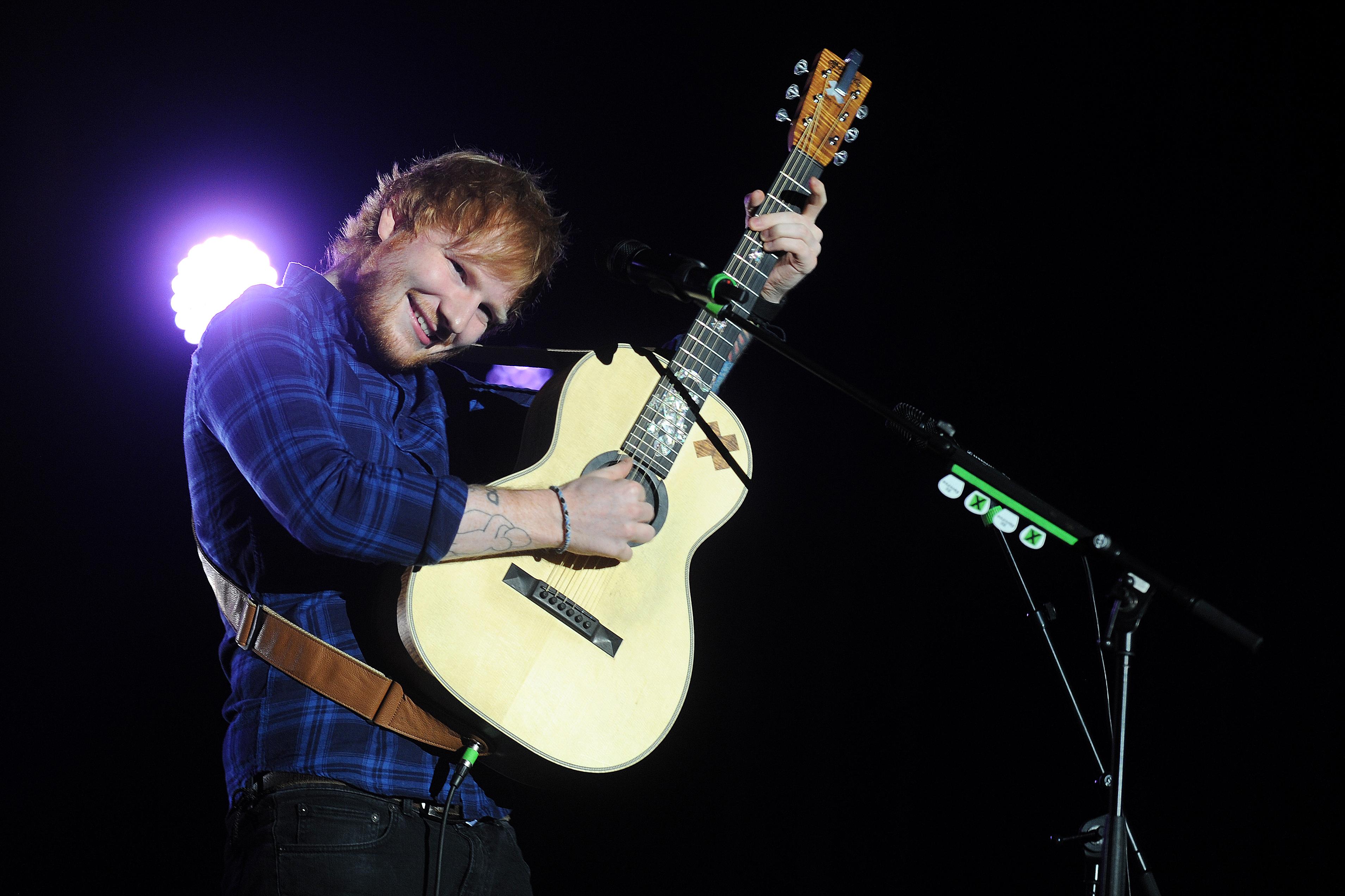 Ed Sheeran zum erfolgreichsten Künstler des Jahrzehnts gekürt