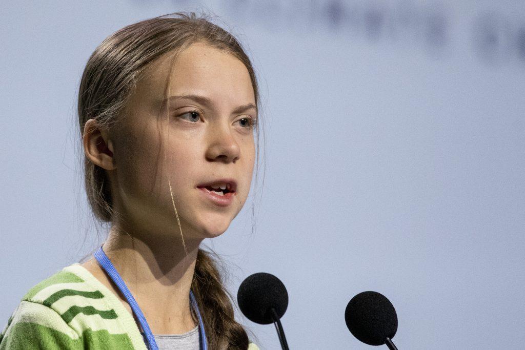 Greta Thunberg wirft Regierungen Irreführung vor