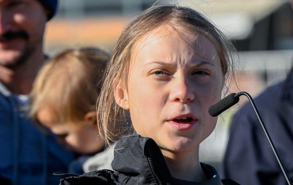 Greta Thunberg ist wieder in Europa