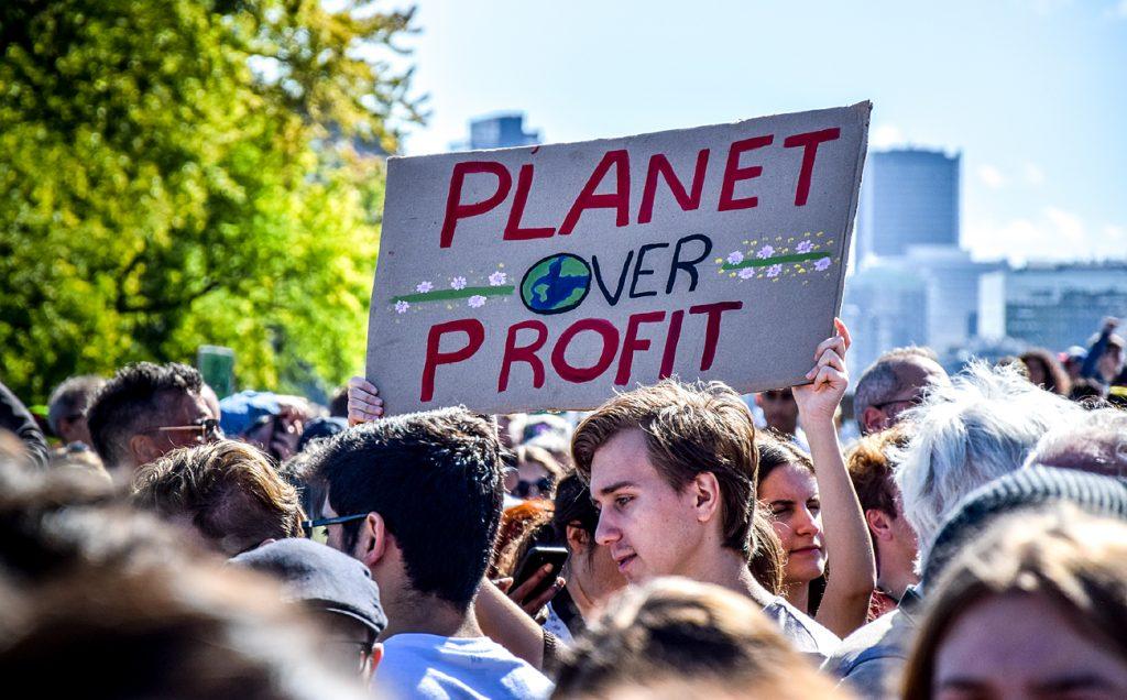"""Klimaschutz – Ökonom prangert an: """"Die Mehrheit lebt wie ökologische Vandalen"""""""