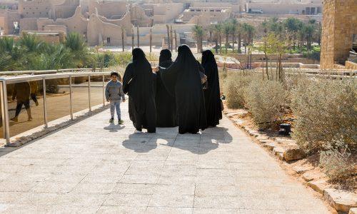 Saudi Arabien: Geschlechtertrennung in Restaurants beendet
