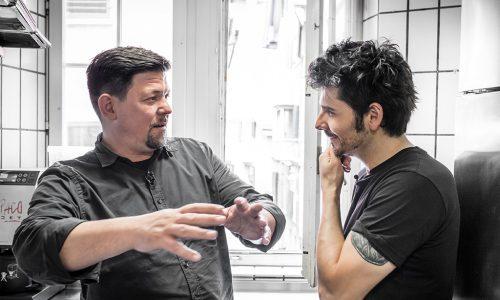 Kitchen Impossible: Tim Mälzer gegen Nenad Mlinarevic