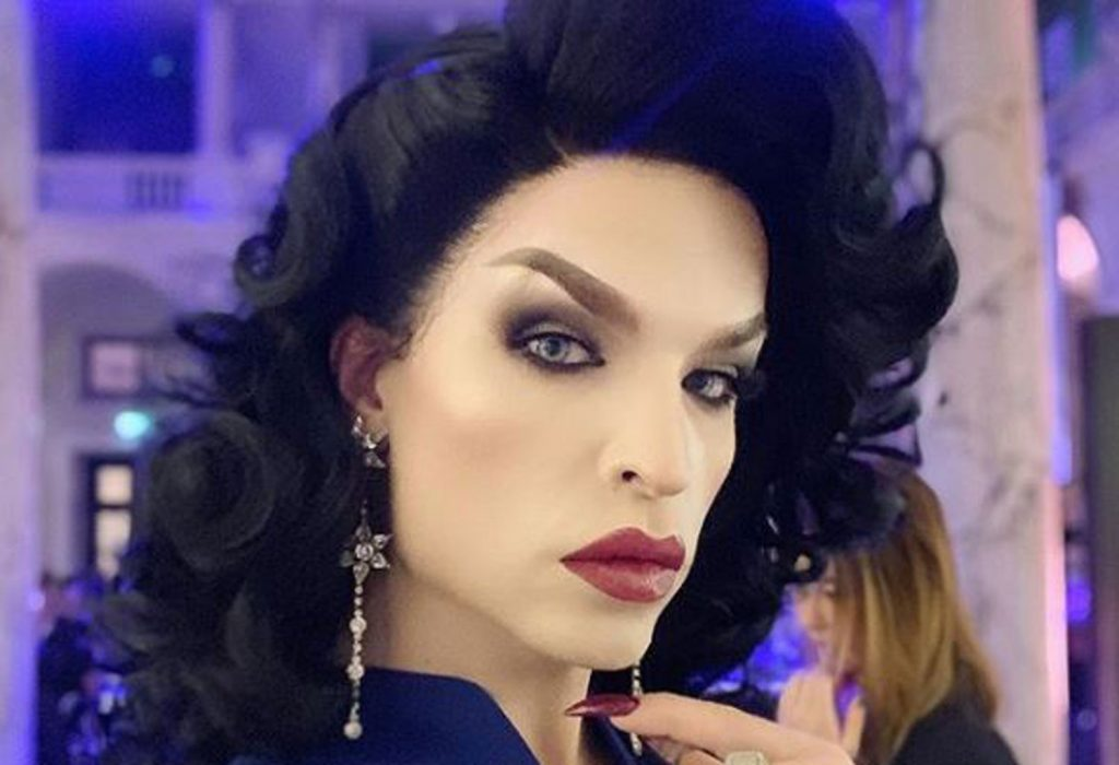 "Tamara Mascara: Drag Queen bei ""Dancing Stars"""