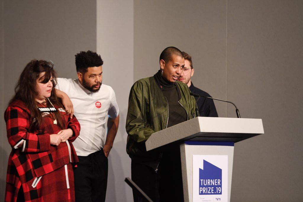 Turner-Preis: Nominierte teilen sich Auszeichnung und Preisgeld