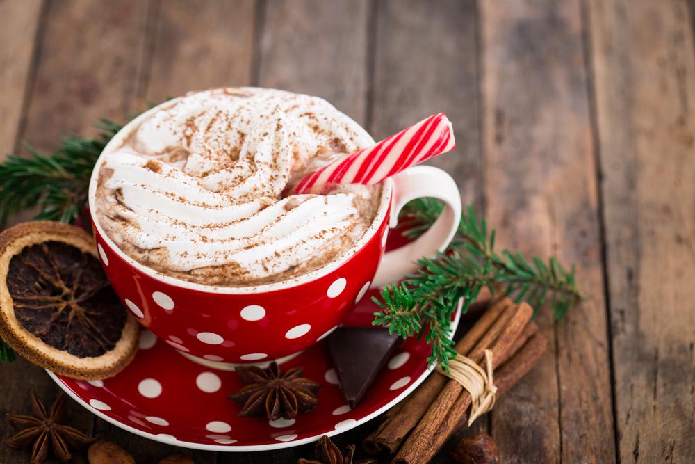 Weihnachtsgetränke enthalten bis zu 23 Löffel Zucker
