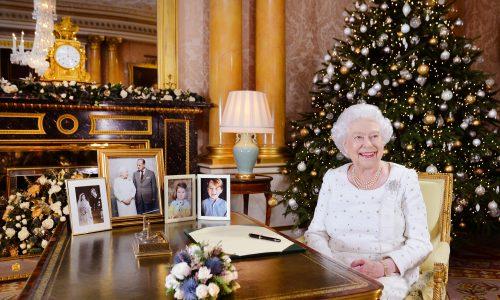 Weihnachten bei der Queen: Auch Hunde bekommen Menü