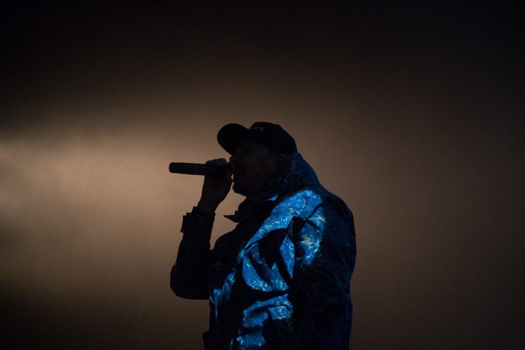 Dr. Knarf: Rapper hat nach Unfall nur noch halben Schädel