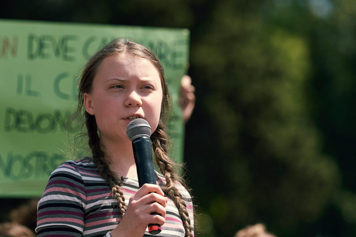 Greta Thunberg: Vater macht sich Sorgen wegen Hass im Netz