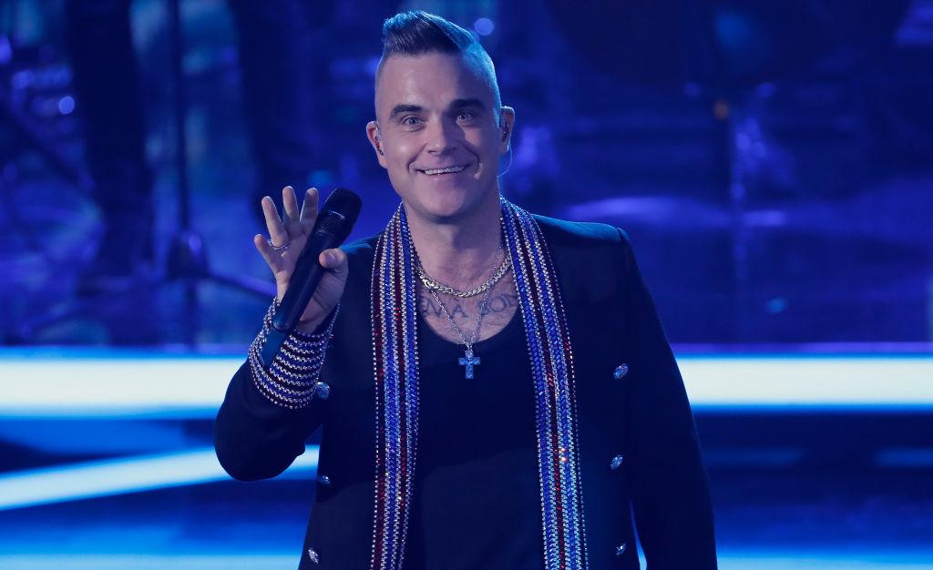 Robbie Williams hatte beinahe einen Rückfall: Fan gab ihm versehentlich Bier