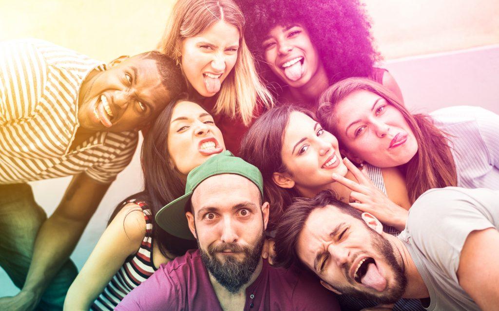 5 Gründe, warum Freunde wie Familie sind