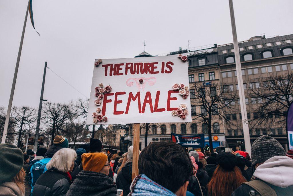 """""""Viva La Vulva"""": Protest gegen Tampon-Steuer in Wien"""