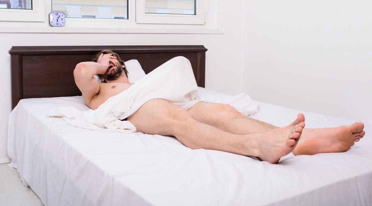 Mann hat 3 Tage Erektion wegen Stier-Viagra