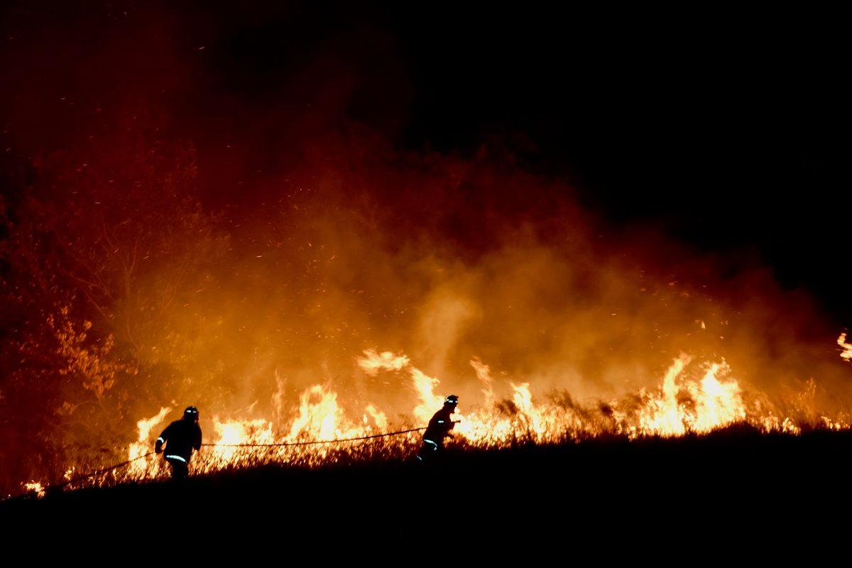 Australien: Größtes Feuer unter Kontrolle